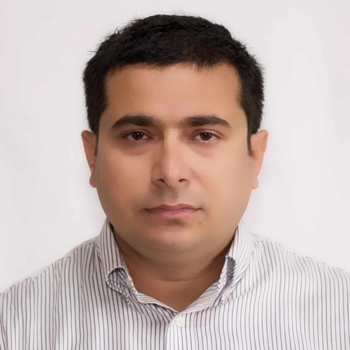 Amit Raj Sharma, Ph.D.
